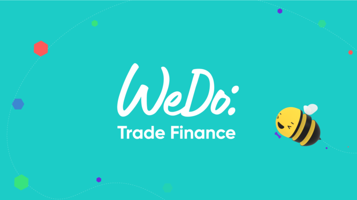 WeDo trade finance header-with barry the bee